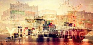 Außergewöhnliche Hafen- und Großstadtmotive   Der etwas andere Kalender für 2019 …