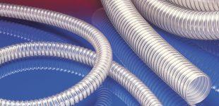Schlaucheinsatz in der Kunststoffindustrie