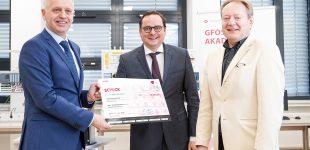 GFOS unterstützt neues Industrie 4.0 Projekt am HNBK