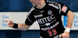 Handball: HC Erlangen verliert gegen Kiel und Niko Link ist verletzt