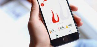 Effizient und bequem: Per App das Kaminfeuer regeln