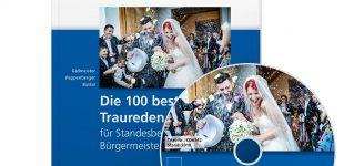 Die 100 besten Traureden von WEKA MEDIA