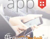 Der Countdown läuft: .APP Domains ab Ende März registrierbar