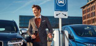 Deutsche laden ihre Elektroautos immer häufiger