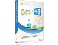 """""""Windows 10 Manager"""" von bhv für PCs und Notebooks"""