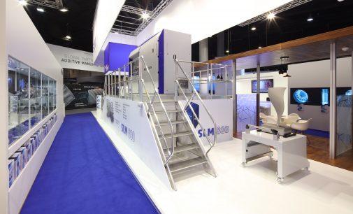 SLM Solutions gehört auch 2018 zu den TOP Innovatoren in Deutschland