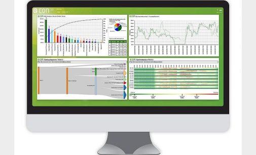 Hannover Messe: econ solutions präsentiert ISO 50003-konforme Energiemanagement-Lösungen mit neuen Features