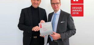 Schwarzbuch.de mit iF Design Award ausgezeichnet