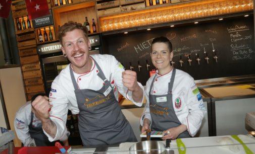 Taste the Matjes! 14. Friesenkrone Matjesmeisterschaft