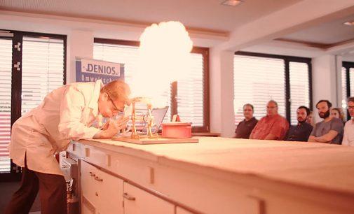 Von Experten für Praktiker: DENIOS Akademie-Programm 2018  Von Experten für Praktiker: DENIOS Akademie-Programm 2018