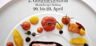 2. Heidelberger Gourmet Festival auf dem Heidelberger Schloss