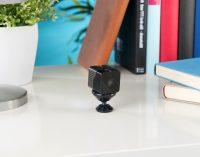 Ultrakompakte Micro Kamera DV-1000.sm mit PIR Sensor und 8 Meter Nachtsicht