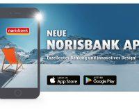 Startschuss für neue norisbank App