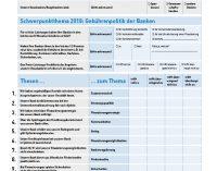 Mittelstandsfinanzierung: Umfrage zu Bankgebühren und Bank-Betreuung