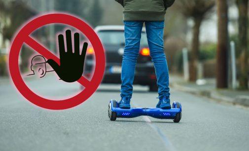 Hoverboard: Spaß in engen Grenzen