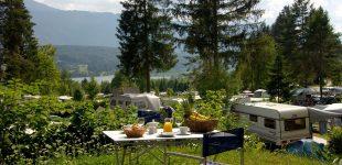 Frühling am Pressegger See in Kärnten genießen