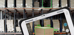Panasonic stellt Outdoor-Tablet mit integrierter Intel® RealSense™ 3D Kamera vor
