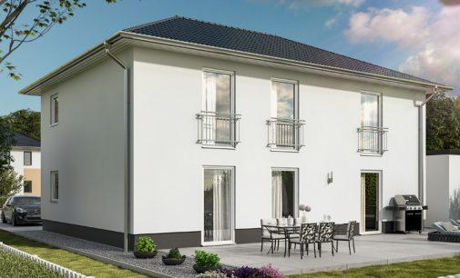 Stadthaus für 2 Familien: Das neue Massivhaus Flair 180 Duo
