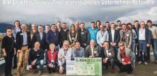 BNI Networking, Unternehmer profitieren im erfolgreichen Empfehlungsnetzwerk