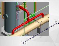 Isometrien für Rohrleitungen auf Knopfdruck erstellt