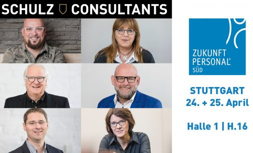 Mit Ben Schulz & Consultants auf der Personal Süd Innovation entdecken