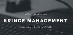 MK Management wird zu Kringe Management