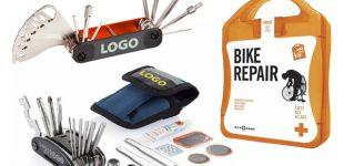 Frische Werbeideen mit Werbeartikeln für Radfahrer