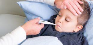 Homöopathie hilft Kindern bei Erkältungskrankheiten
