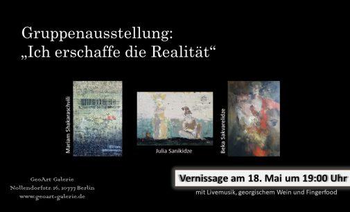 Georgische Kunst in Berlin-Schöneberg