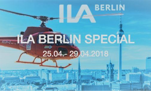 ILA Berlin: Rundflüge mit dem Hubschrauber