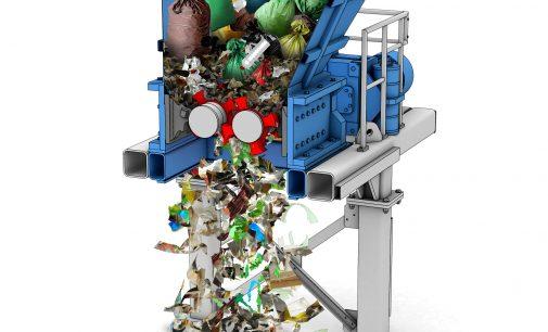 Aus Abfall mehr vermarktbares Material zurückgewinnen