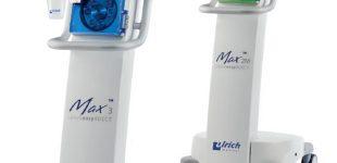 Rund um die Uhr einsatzbereit:   ulrich medical präsentiert die einzigen spritzenlosen MRT-Injektoren der Welt auf dem Deutschen Röntgenkongress in Leipzig, Halle 2, Stand B18