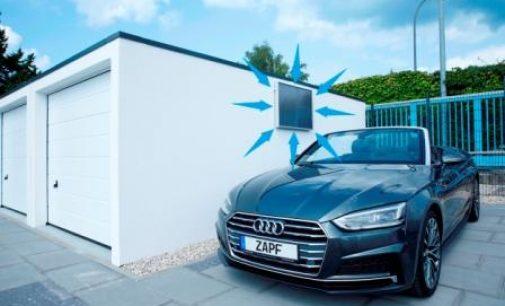 Umweltschonendes Klimasystem für die Garage