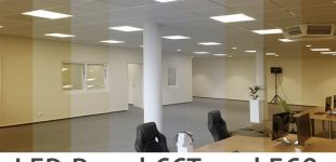 LED Panel CCT und ECO Serie