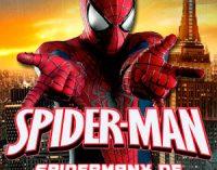 Jetzt kann jeder ein Foto von Spider Man machen!