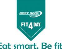 Premium Lifestylemarke Fit4Day auf der FIBO