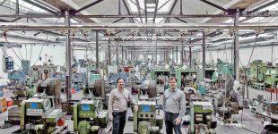 Durchgängige Digitalisierung rettet alten Industriestandort