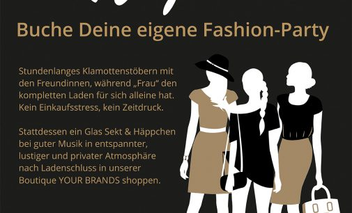 YOUR BRANDS NIGHT in Werne-Stockum