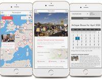 Neue Flohmarkt-App bewertet 400 der weltbesten Flohmärkte auf interaktiver Karte