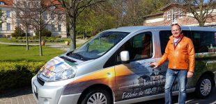 10 Jahre Kleinbustouren auf Rügen mit Sven Vogel