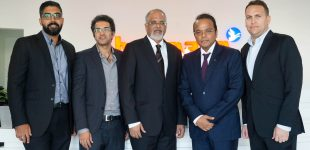 "Hellmann UAE präsentiert neues Joint Venture ""Hellmann Indu Chemical"" auf Middle East Coatings Show"