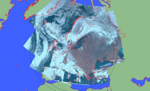 GAF CONTINUES TO PROVIDE OCEAN COLOUR DATA TO ESA OPERATIONALLY