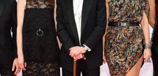 Edward Lachman in der Mouton Cadet Wine Bar ausgezeichnet