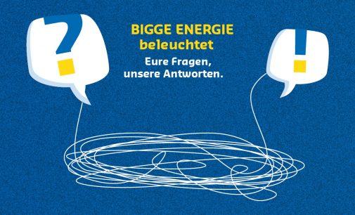 Bigge Energie gibt Antworten auf eure Fragen