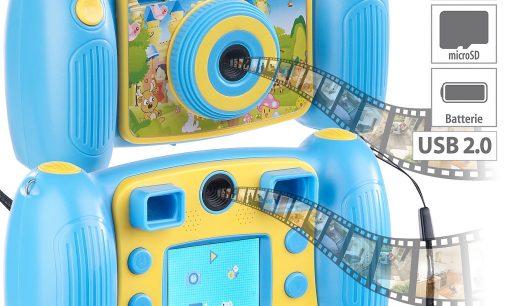 Somikon Kinder-Full-HD-Digitalkamera DV-25