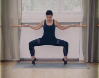 """Reutlingen: Fit an der Ballettstange- Was ist eigentlich """"Barre Workout"""" ?"""