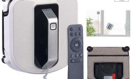 Sichler Haushaltsgeräte Profi-Fensterputz-Roboter PR-050