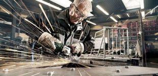 Metabo: Starke Unterstützung für Metaller – die neuen Druckluft-Schleifer von Metabo