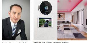 FIBARO Intercom: digitaler Pförtner und smarte Gegensprechanlage
