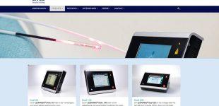 www.biolitec.de: Neue Webseite stellt moderne medizinische Lasertherapien vor